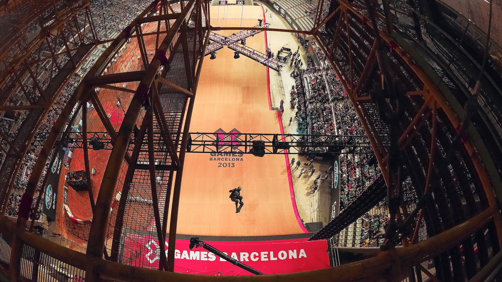 X Games Barcelona, 2013