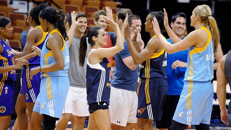 Bachelorette/WNBA