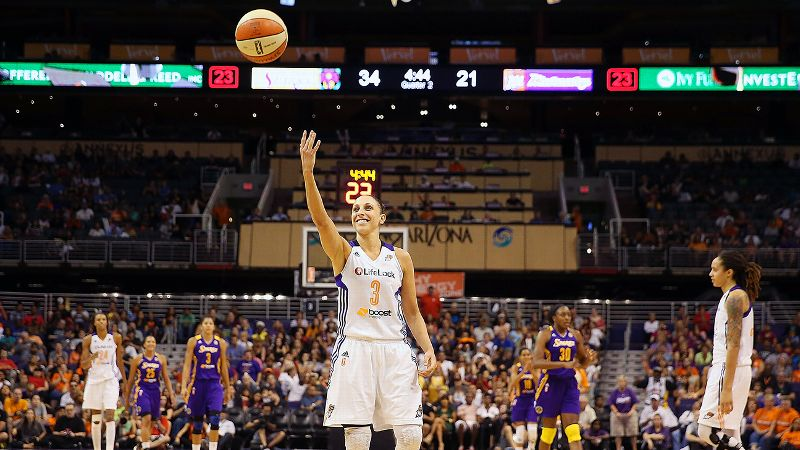 You can be sure Diana Taurasi will have a smile on her face during the All-Star break in her city of Phoenix.
