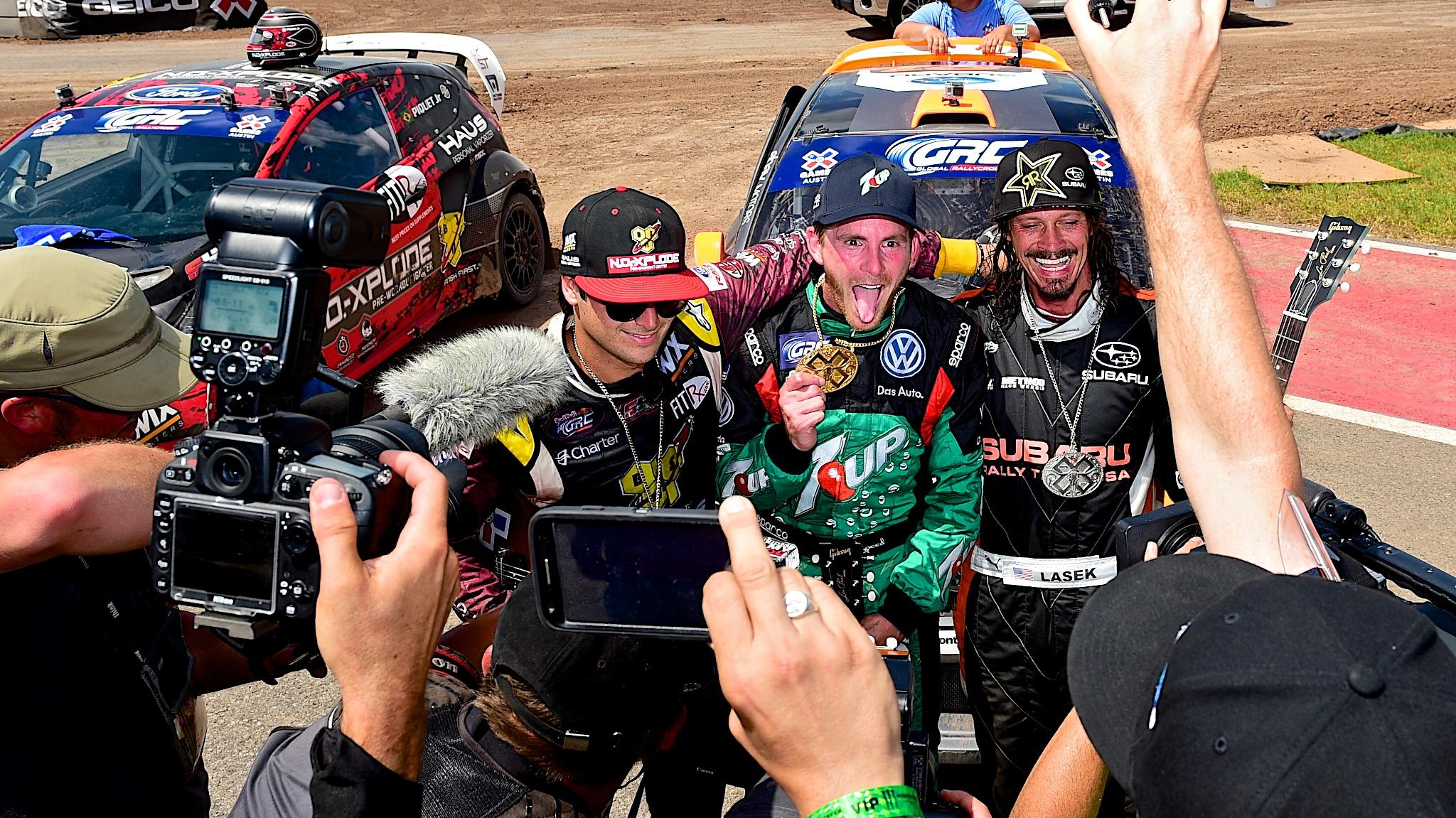 Pdio do Rallycross
