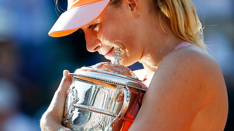 2014 Flashback: Maria Sharapova