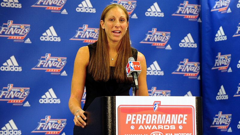 Taurasi was named the WNBA MVP for the 2009 season after winning her second WNBA title in Phoenix. She averaged a league-best 20.4 points per game and ranked among the WNBA's top 10 in several categories.
