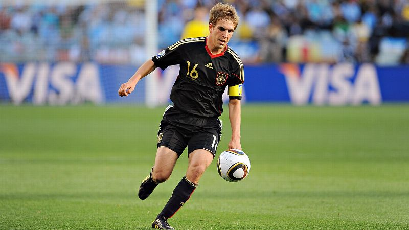 Philipp Lahm, Germany, defender