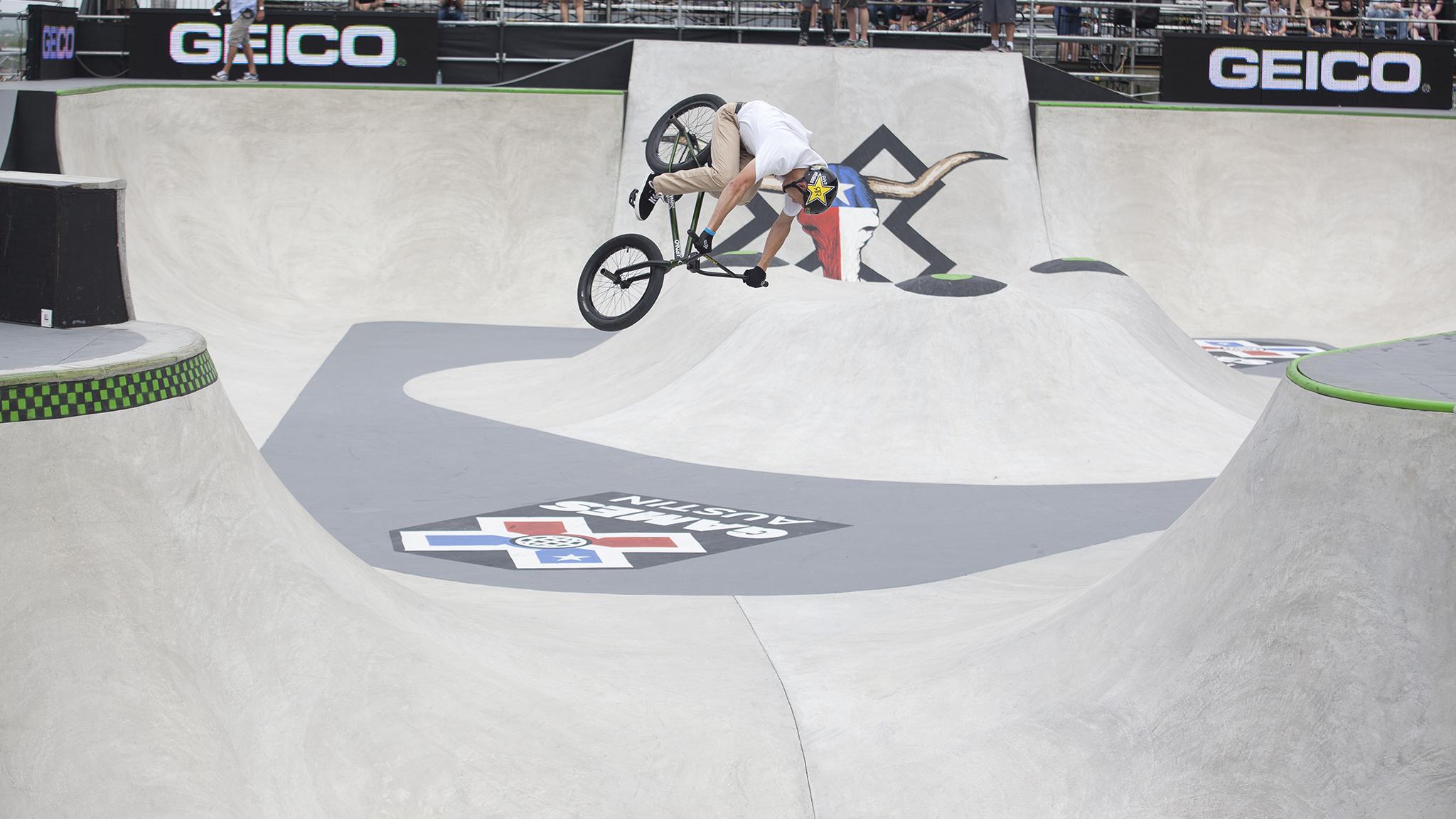 BMX Park -- Chase Hawk
