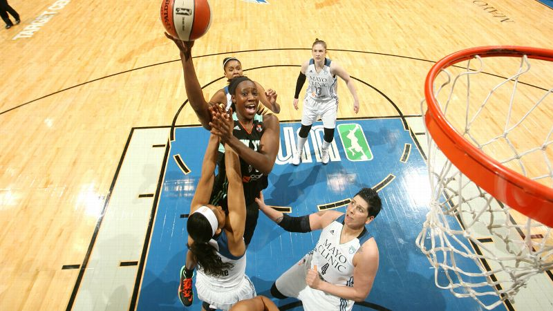 The Liberty acquired Tina Charles on draft day and looked to be on their way to a playoff spot with one of the best centers. Instead, the Liberty look a little lost. Is it chemistry issues that are holding back Bill Laimbeer's team? Is there not enough help on the Liberty roster outside of Charles and an aging scoring star in Cappie Pondexter? New York (3-9) has lost seven of eight games and four straight.