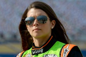 Danica Patrick, on occasion, has been frustrated by drivers racing her differently than others.