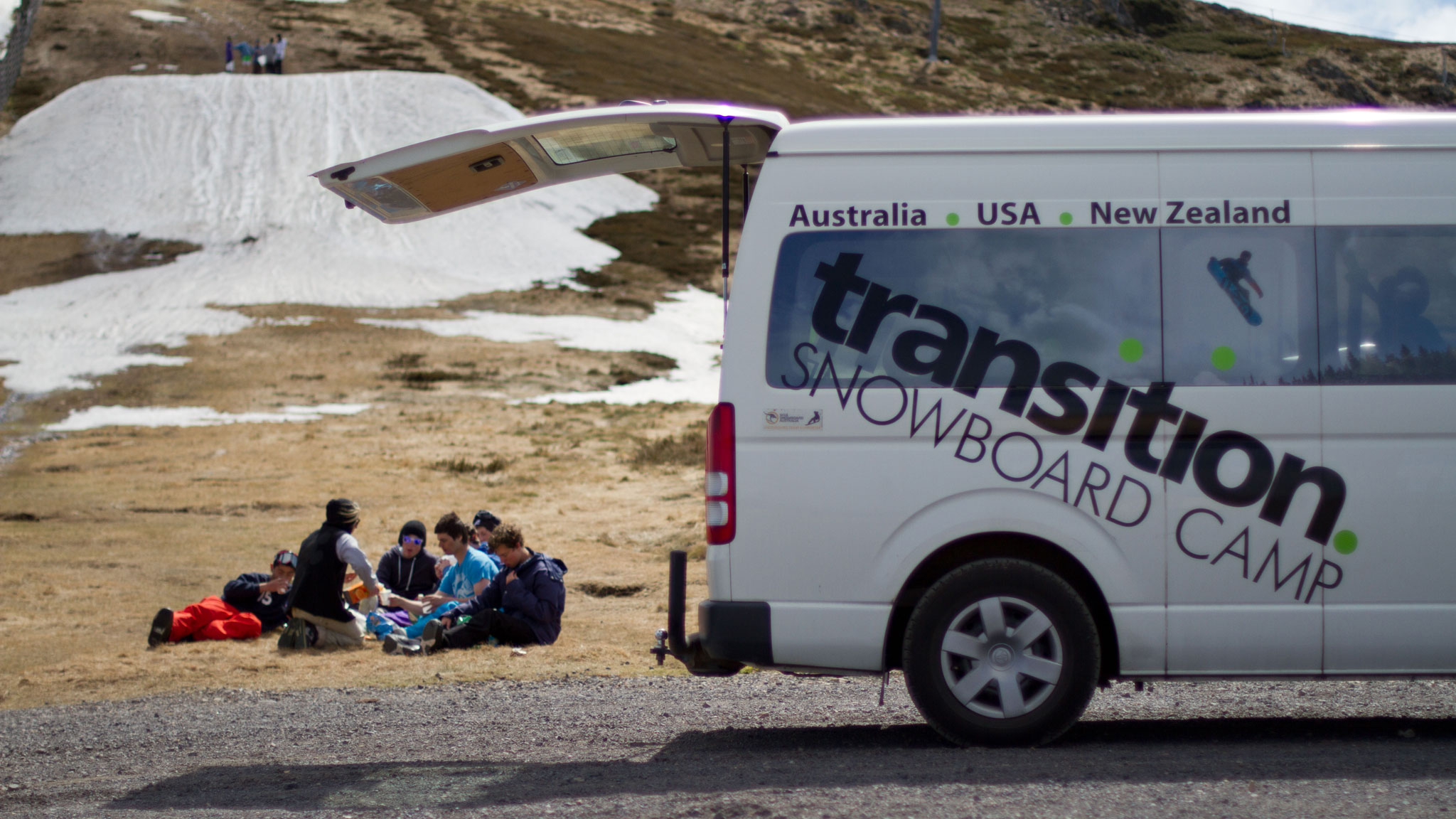 Transition Snowboard Camp, Australia