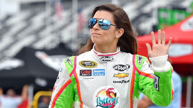 With burgeoning confidence, Danica Patrick seems on the cusp of the next benchmark - a top-5 finish.