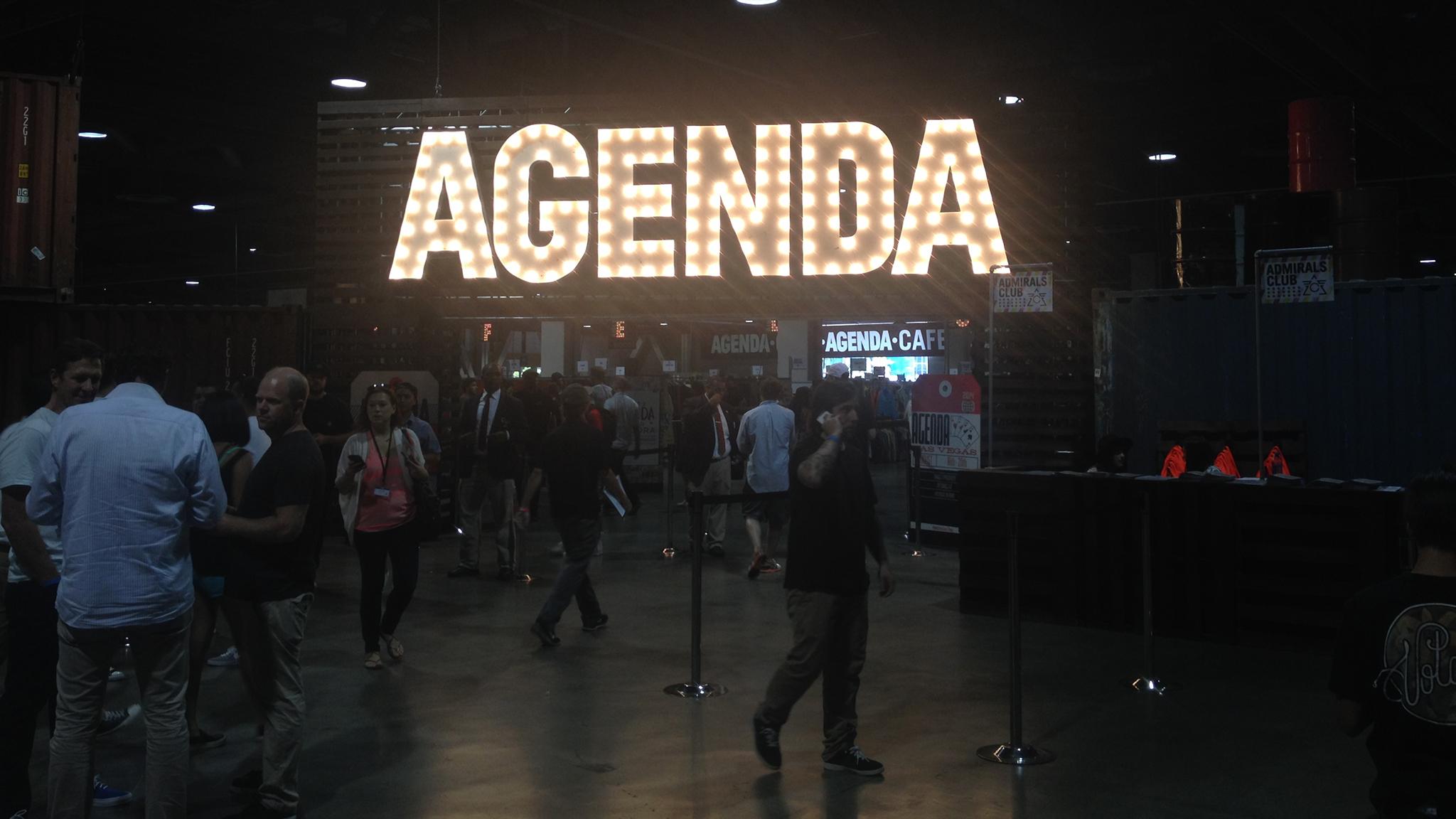 Inside the 2014 Agenda Trade Show