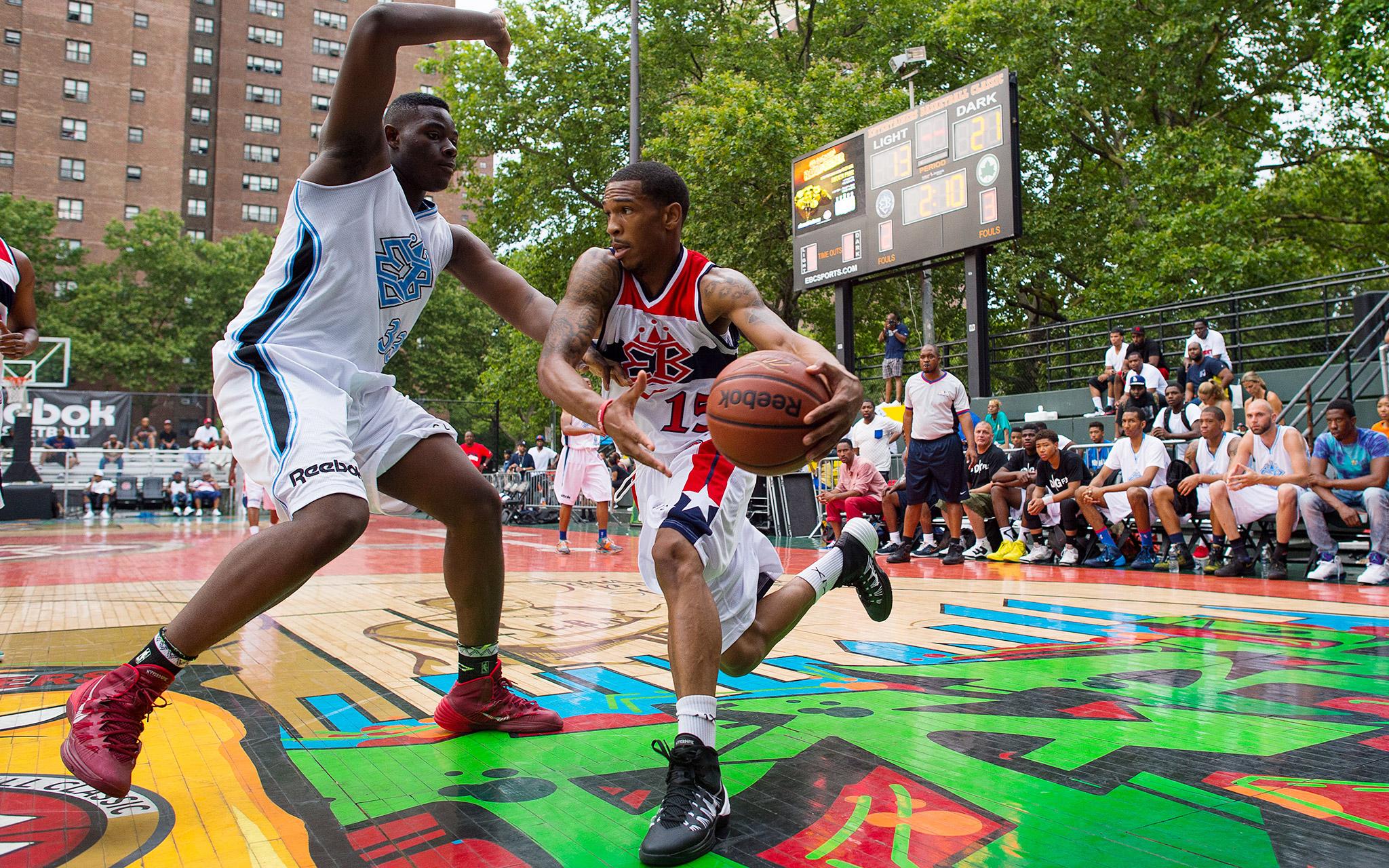 Find Your Lane - Gallery: Playground Basketball - ESPN