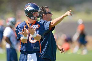Peyton Manning, Greg Knapp