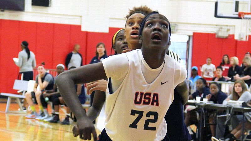 Beatrice Mompremier, one of the top undeclared prospects in the 2015 class, is ironing out some of the intangibles before focusing on her college decision.