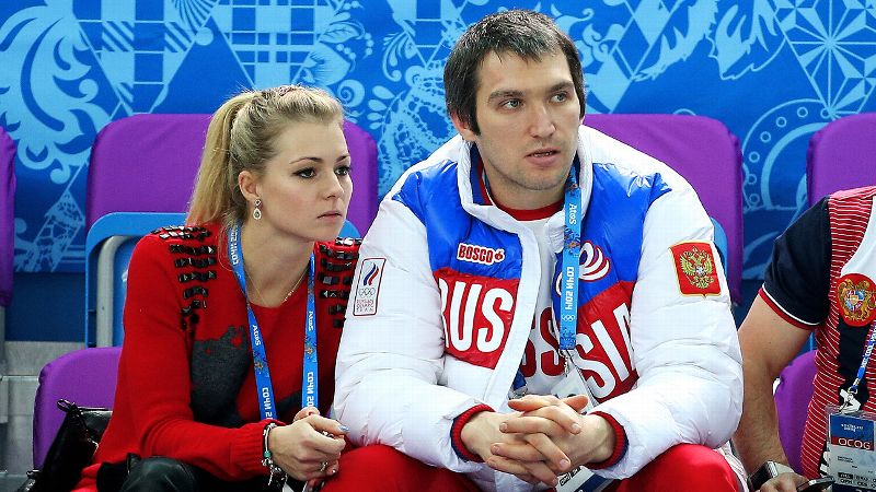 Maria Kirilenko and Alex Ovechkin took in some figure skating at the Sochi Olympics, but his eyes have reportedly now turned to a rhythmic gymnast.
