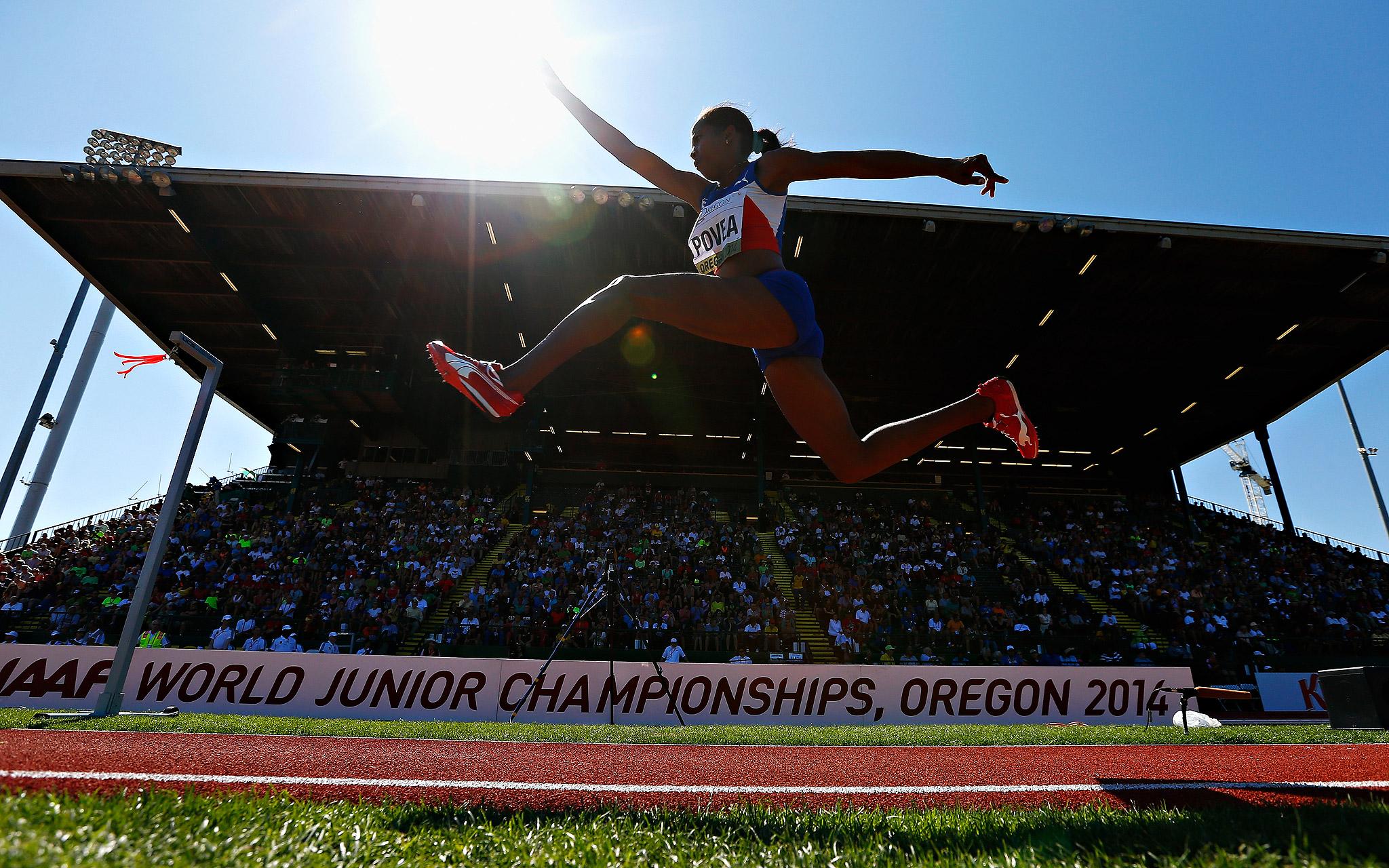 IAAF Junior World Championships