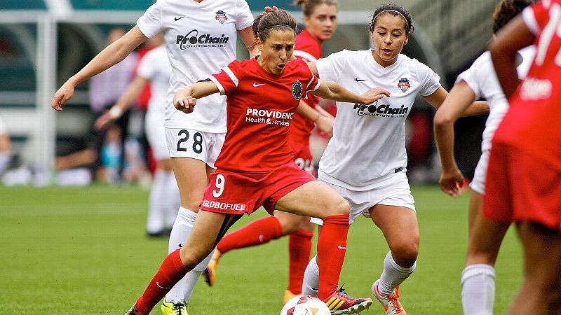 In just 12 games, Portland Thorns FC midfielder Veronica Boquete has notched a NWSL-leading six assists.