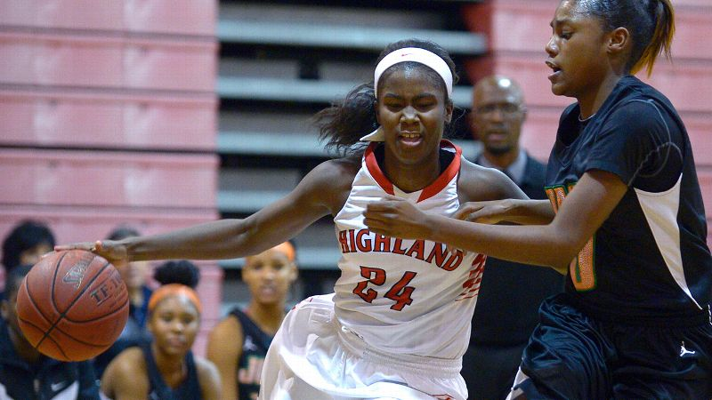 Destinee Walker, the most recent North Carolina commit, has posed problems for opponents from Florida and beyond.