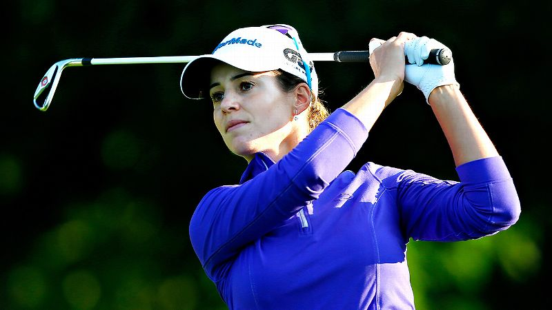 Beatriz Recari was part of the four-player Spanish team that won the inaugural International Crown.