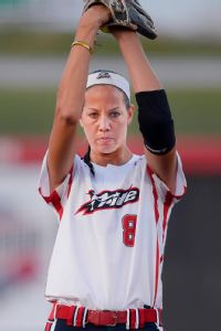 A year after putting off retirement, Cat Osterman is having one of the greatest seasons in NPF history.