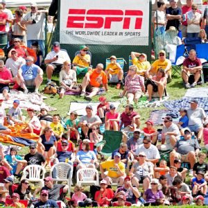 Millions of eyes are on the kids playing in the Little League World Series.