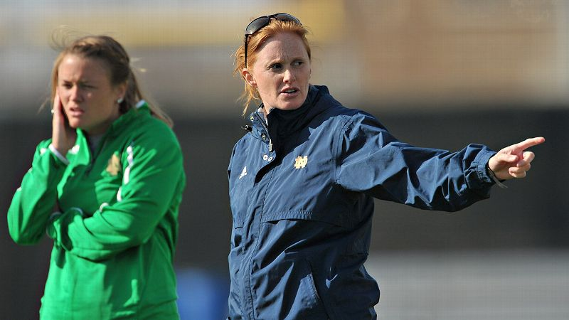 Theresa Romagnolo has brought a new intensity to the Fighting Irish program.