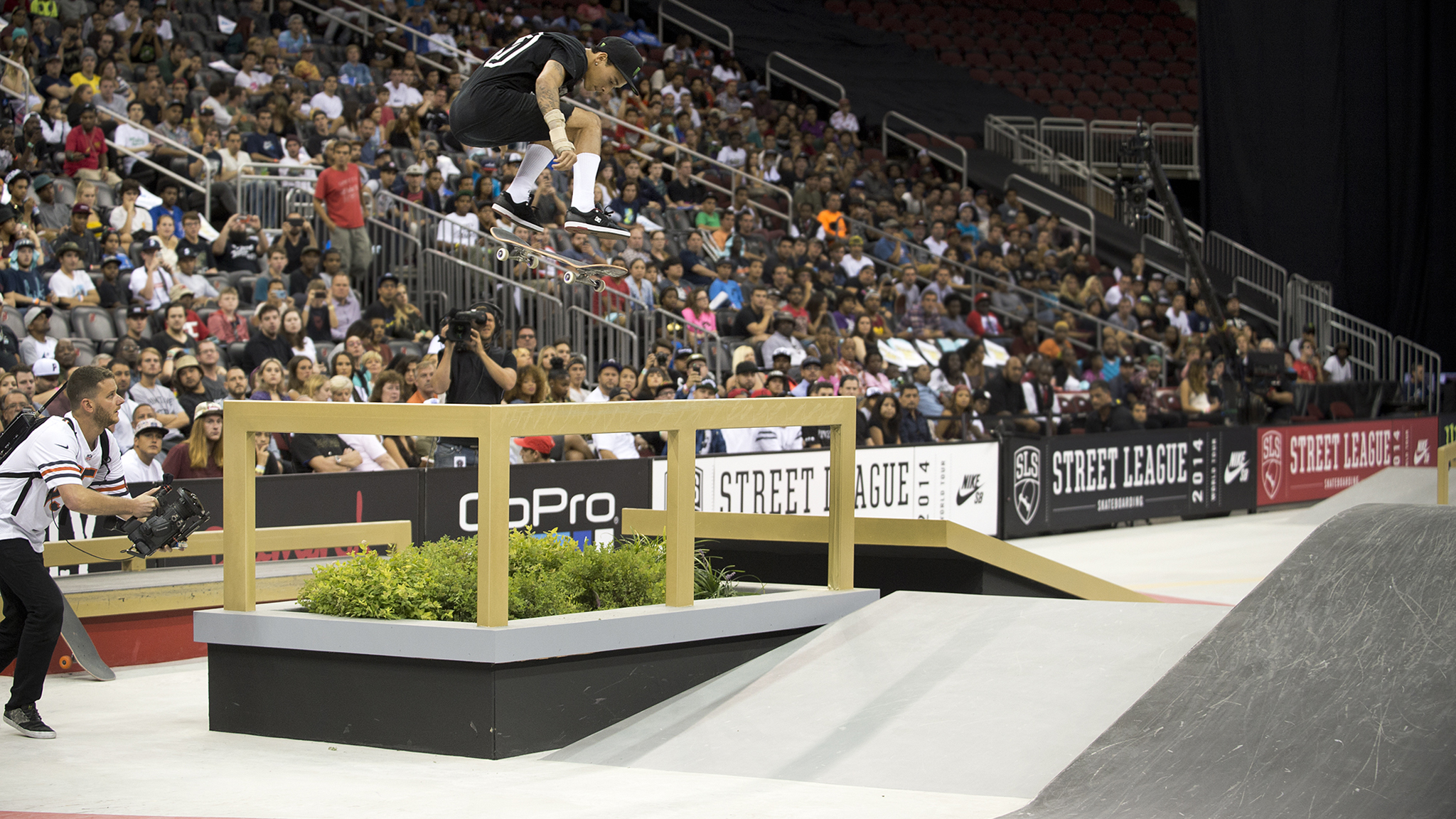 Street League Stop Four -- New Jersey
