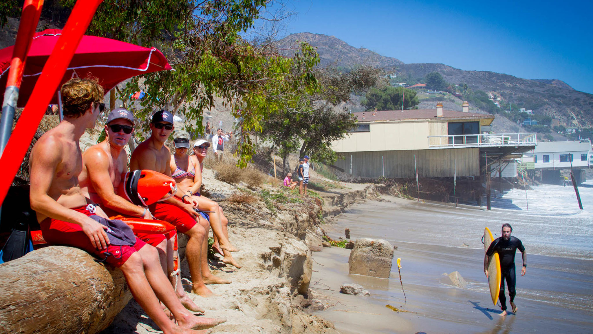 L.A. County Lifeguards