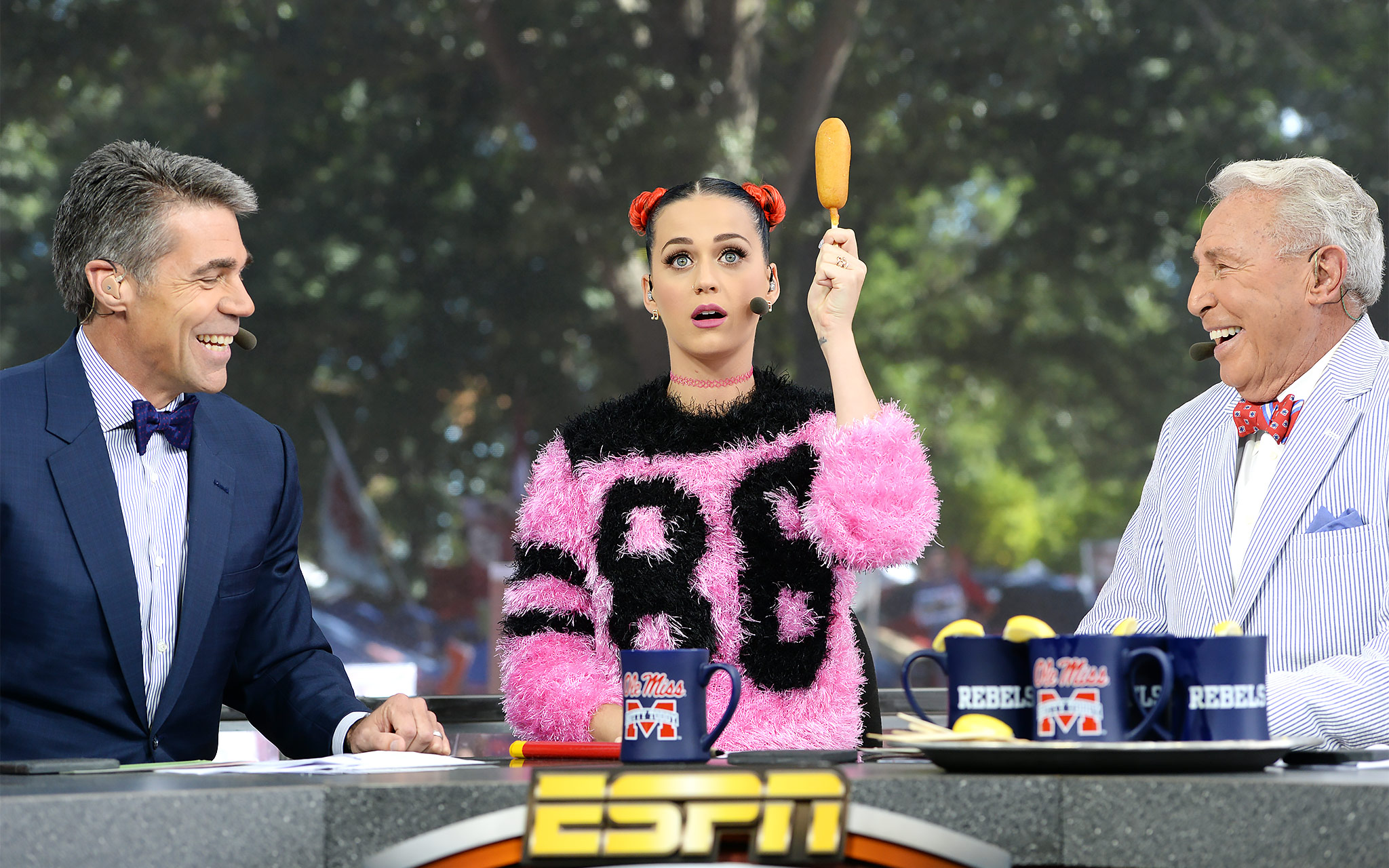 live college football espn college gameday football