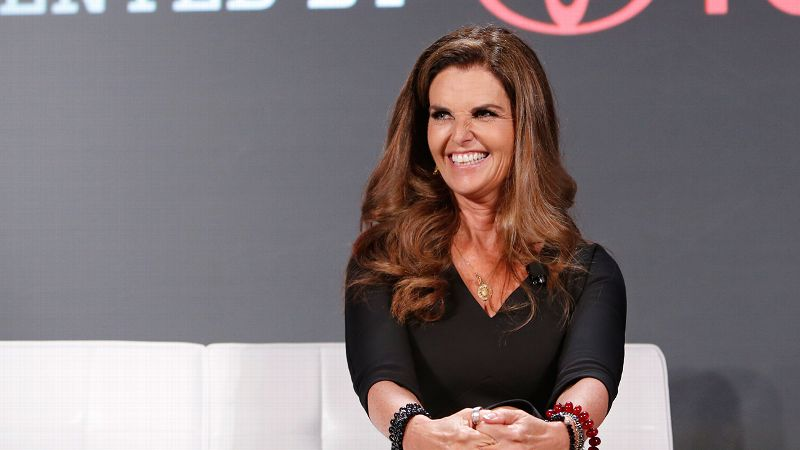 2014 espnW Women  Sports Summit: Maria Shriver