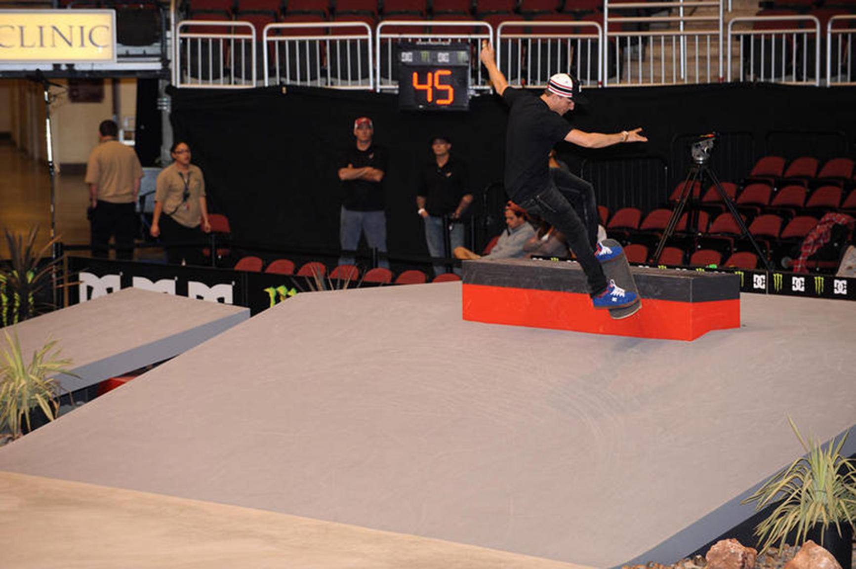 Dyrdek the skateboarder