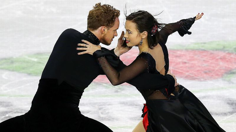 Madison Chock, Evan Bates