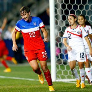 Abby Wambach scores 4 goals in final