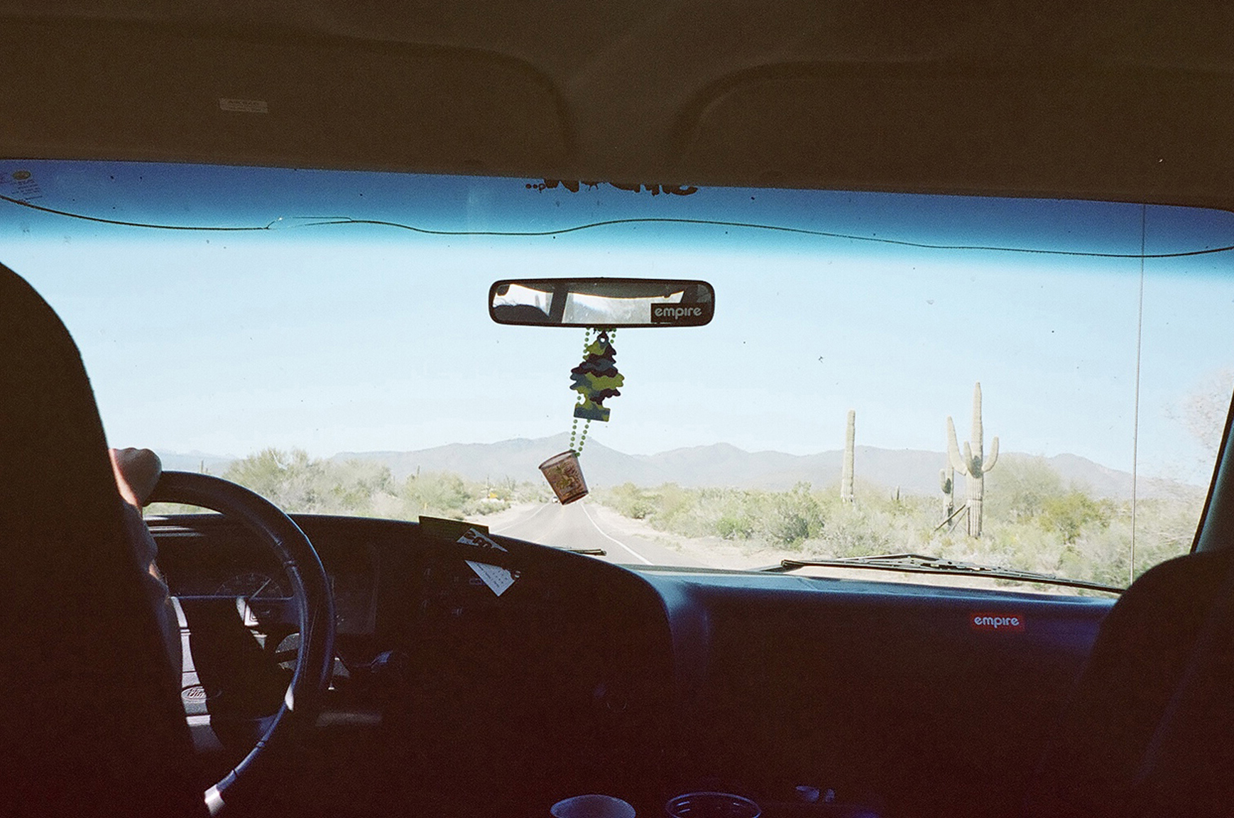 Arizona's road less traveled
