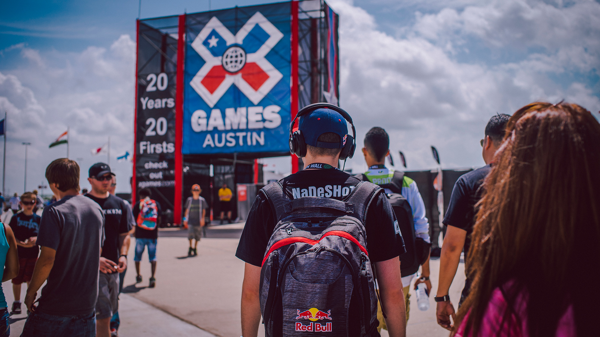 MLG at X Games
