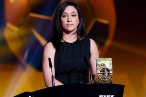 Germany's Nadine Kessler wins FIFA's Women's World Player of the Year