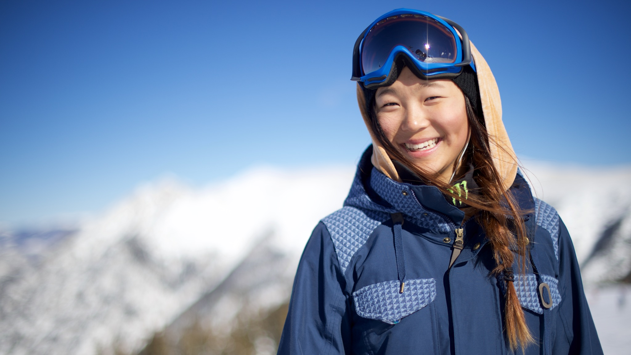 chloe kim - photo #30