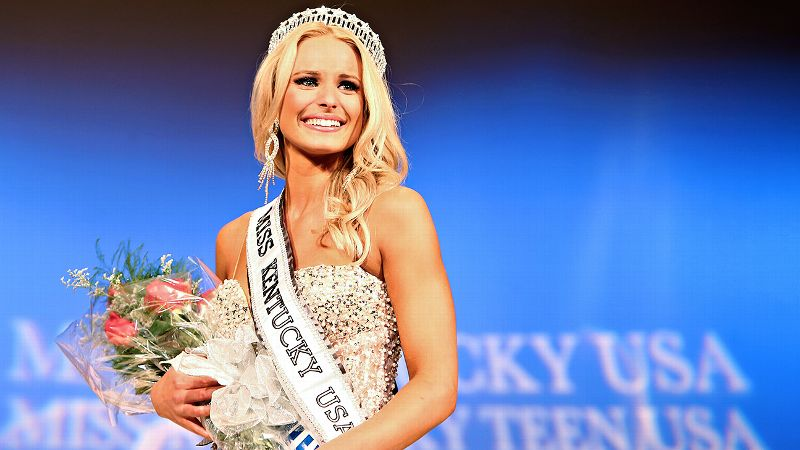 Katie George, Miss Kentucky USA