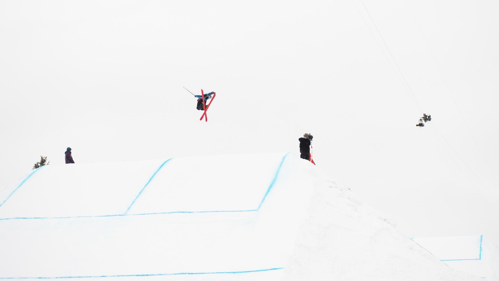 W Ski Slopestyle: Devin Logan