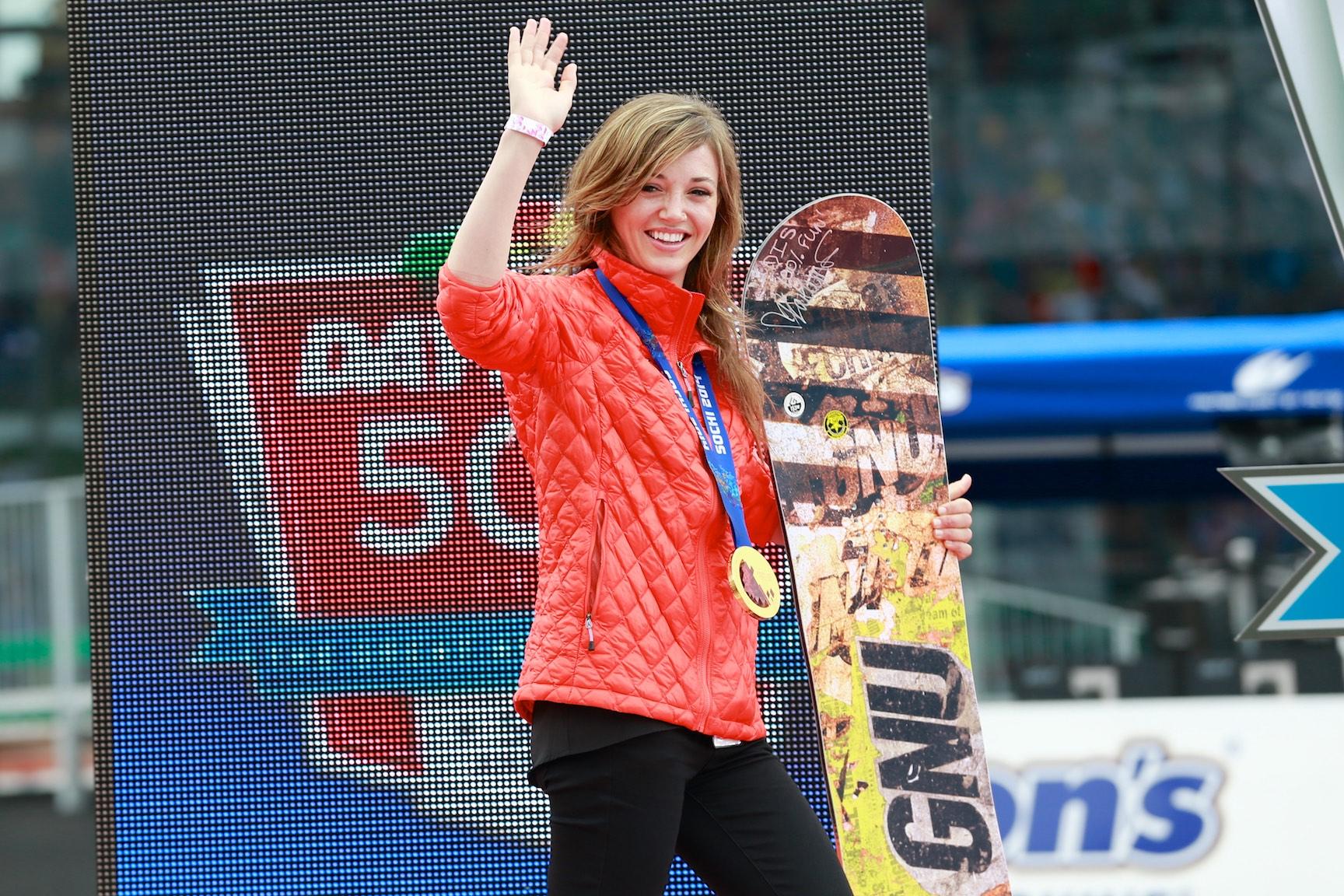 Kaitlyn Farrington, Snowboard Halfpipe