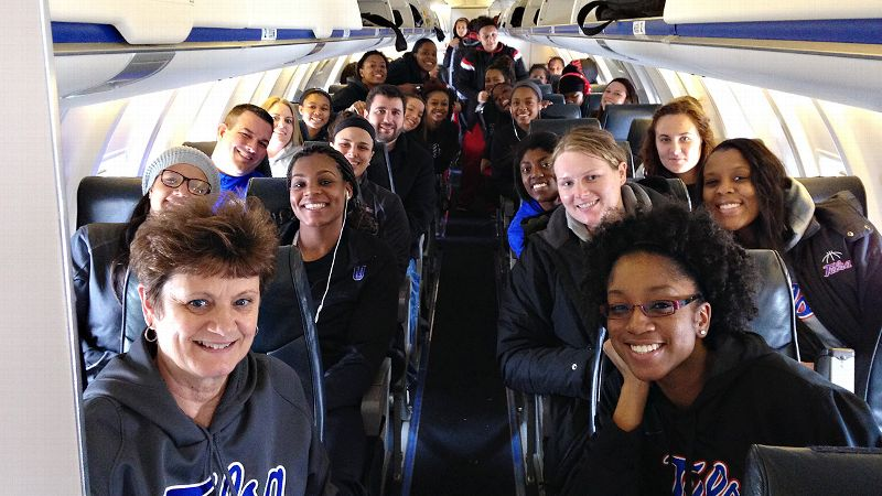 Tulsa Women's Basketball