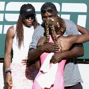 Serena Williams, Richard Williams