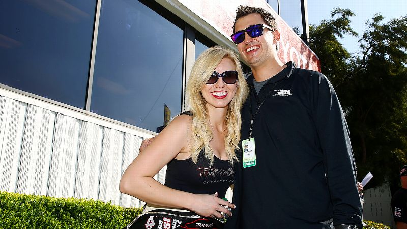 Courtney Force, Graham Rahal