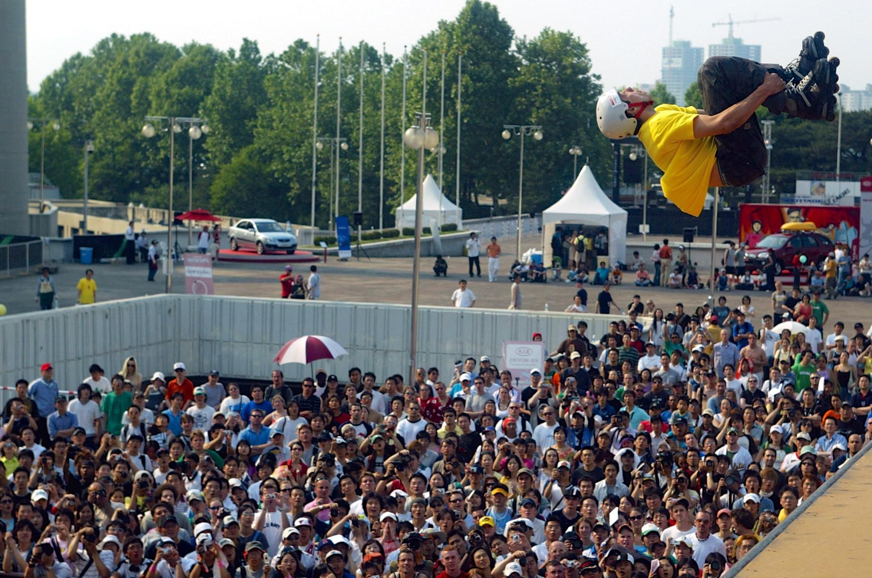 2005: Seoul, Korea