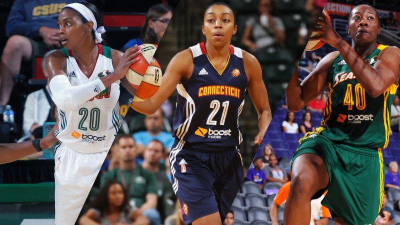 Biggest WNBA offseason moves