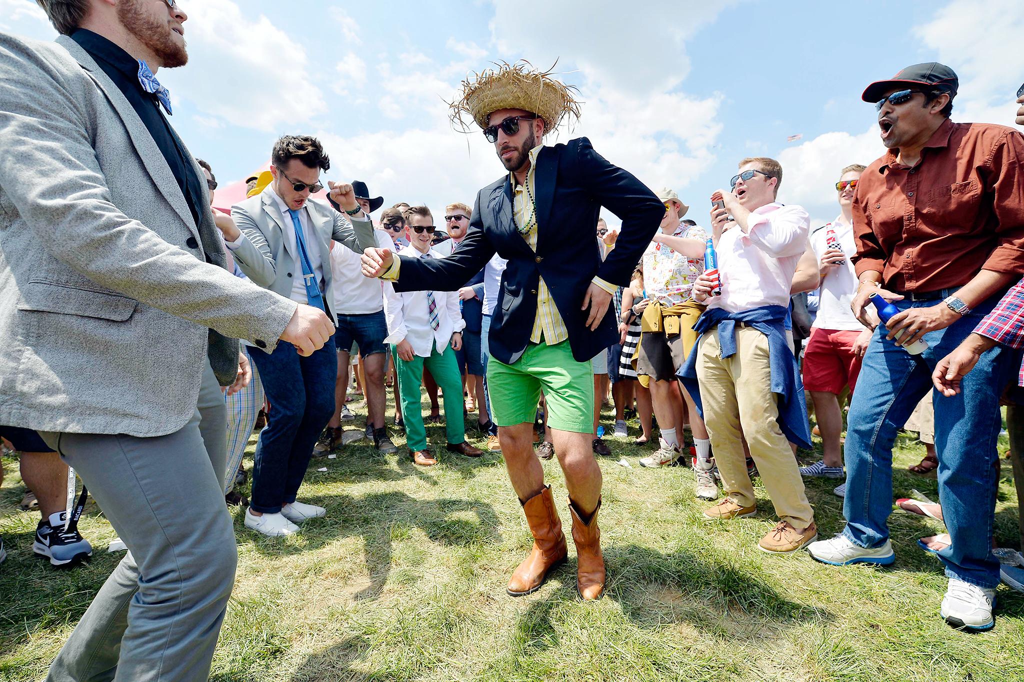 Derby Dancing