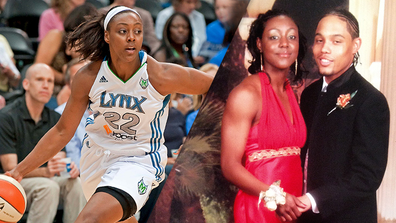 Monica Wright, Minnesota Lynx guard
