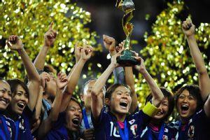 Japan, FIFA Women's World Cup