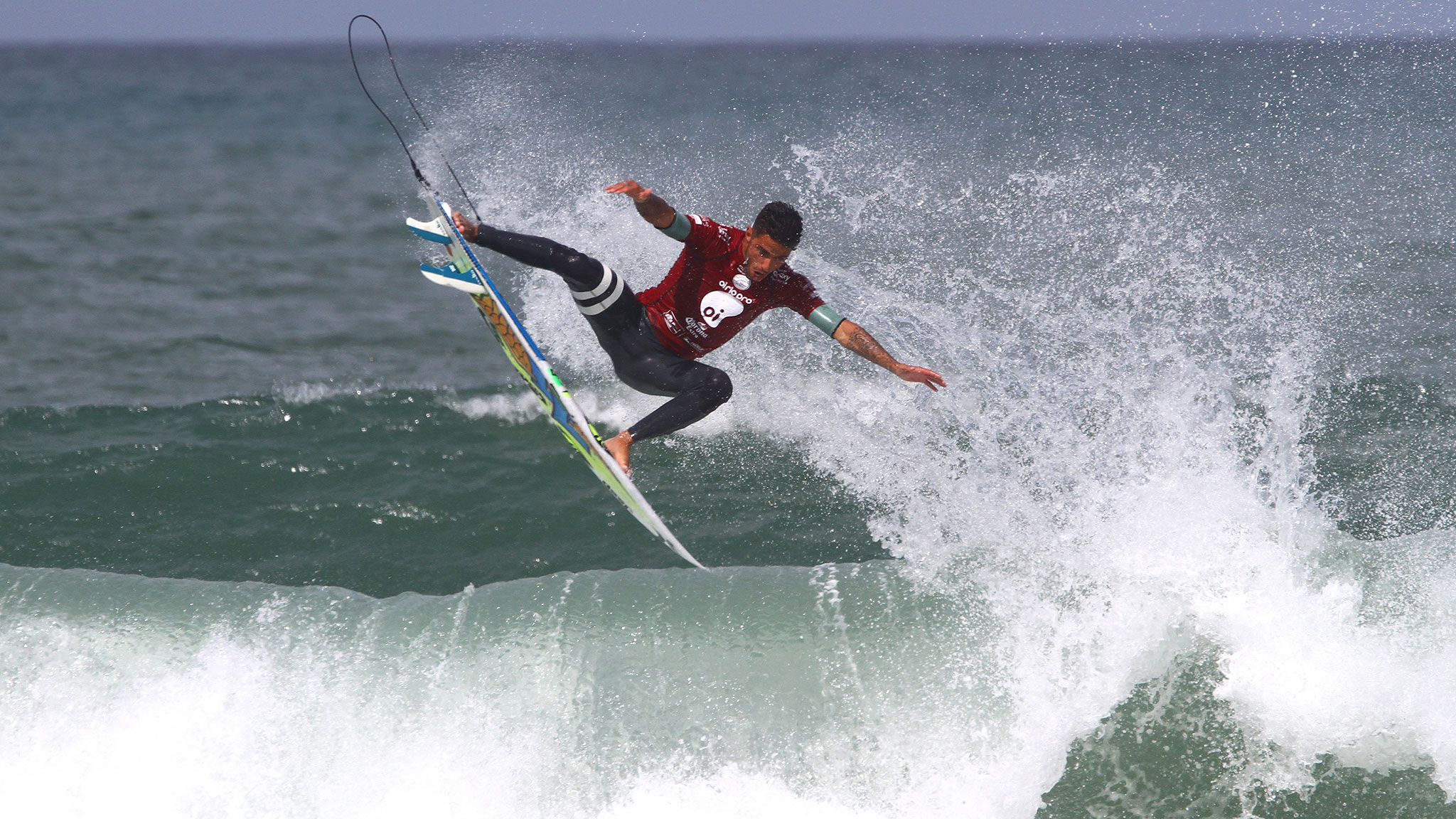 Filipe Toledo wins in Rio