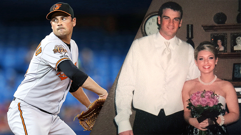T.J. McFarland, Baltimore Orioles pitcher