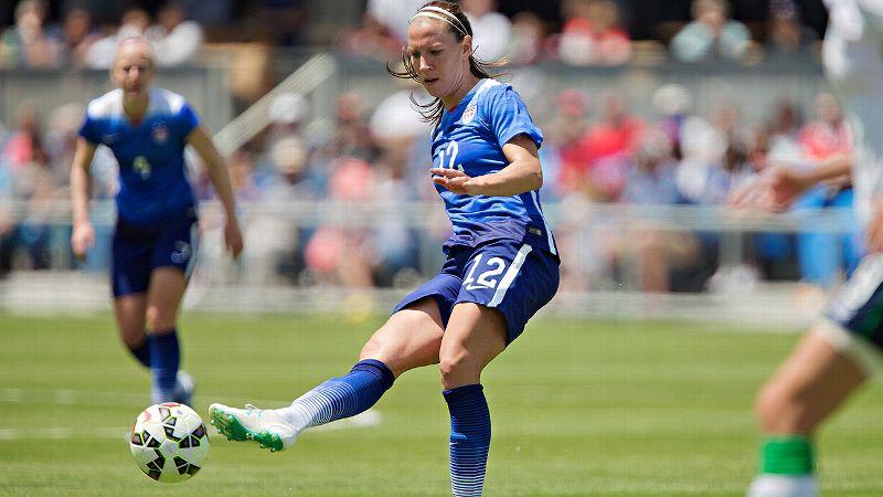 Lauren Holiday, U.S. midfielder