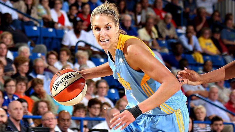 First Team: F/G Elena Delle Donne, Chicago